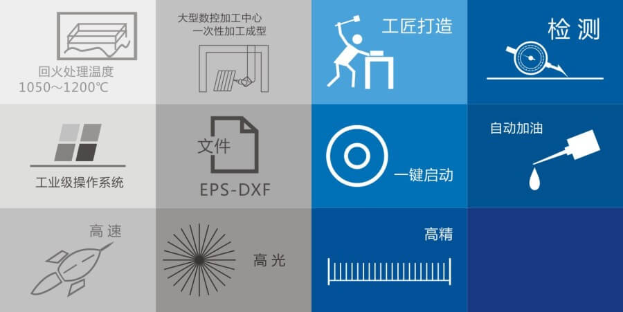 DEMA-X6光纤激光切割机 -mgm集团美高梅登陆-美高梅4858com-美高梅4688官方网站特点