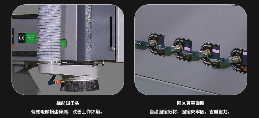 M6工业雕刻机 -mgm集团美高梅登陆-美高梅4858com-美高梅4688官方网站特点