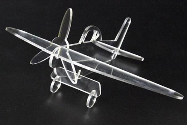 亚克力模型飞机